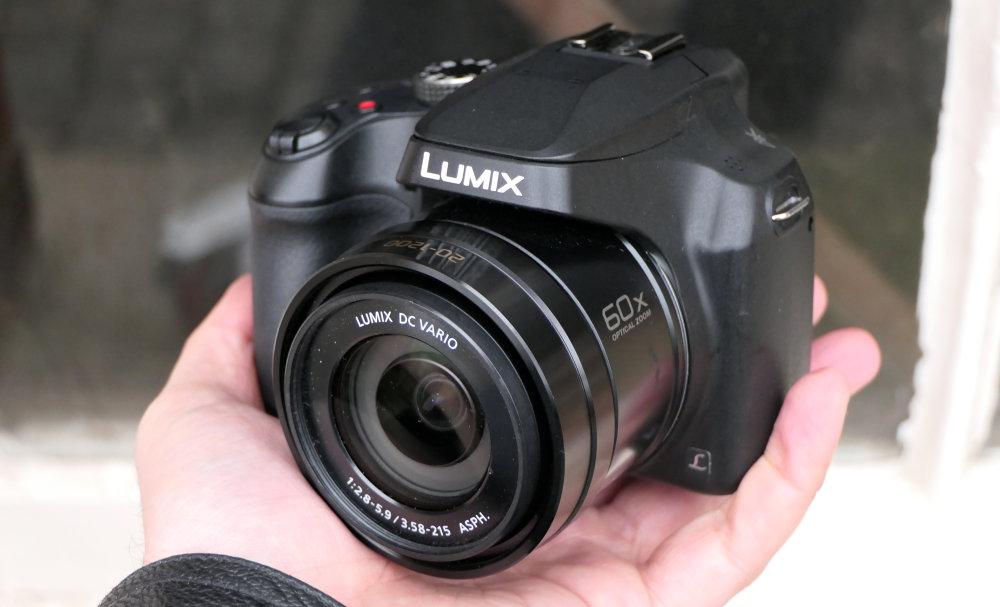 〔 CES 2017 〕Panasonic Lumix FZ80 現身 60倍變焦兼備 4K 拍片