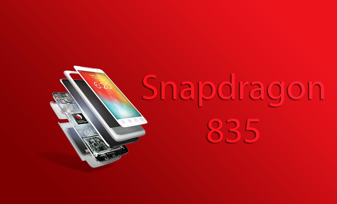 〔 CES 2017 〕Snapdragon 835 現身  主攻 VR / 3D 強化影像防震