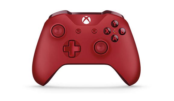 Xbox One 新推火紅特別版手掣   1 月 3 日有得賣