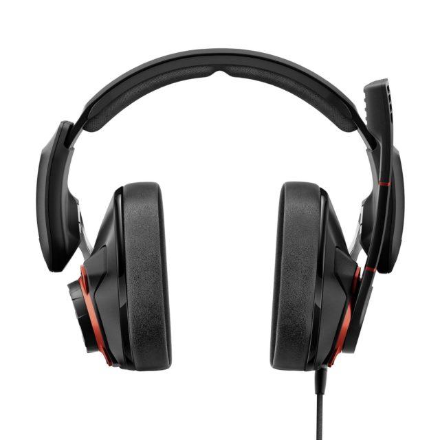 遊戲耳機   SENNHEISER GSP 600 電競耳機聽腳步聲最強