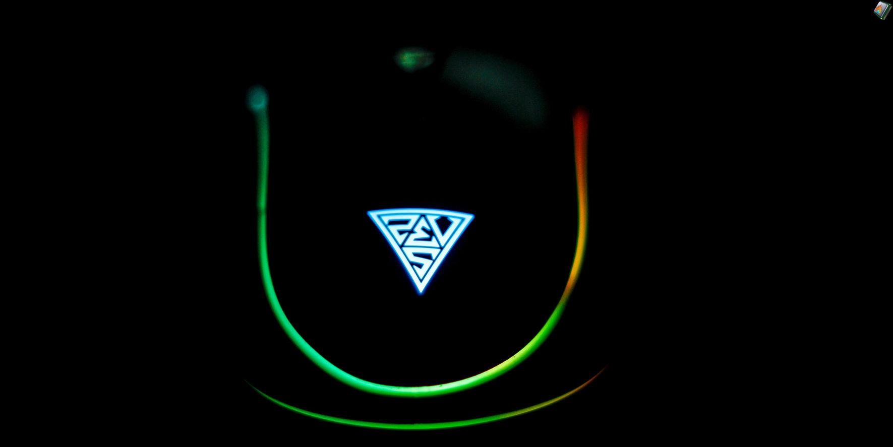 漢科電腦引入 GAMDIAS  新推 12000 DPI 光學感應滑鼠 Zeus P1