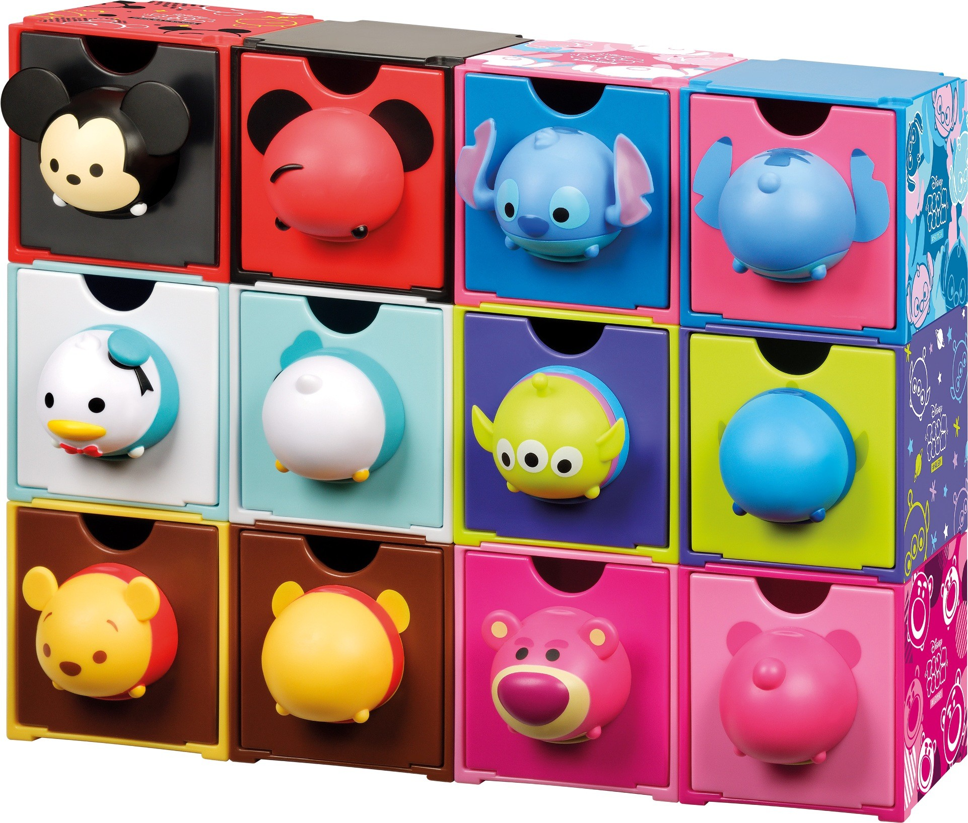 超萌氣爆發    7-Eleven 推出 Disney Tsum Tsum 百變組合 BOX 換購