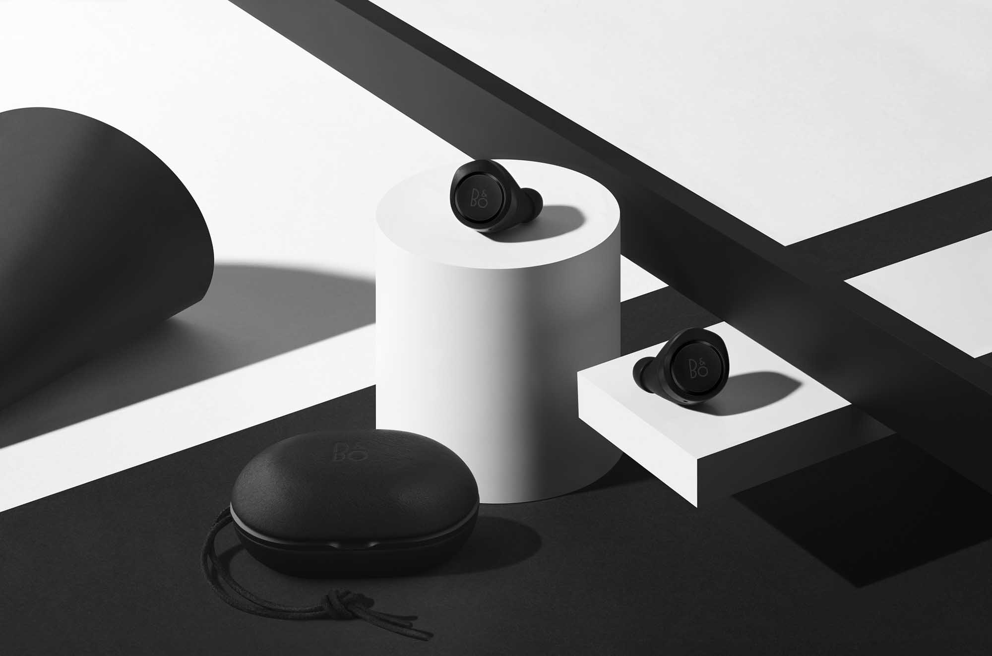黑白配?  Bang & Olufsen Beoplay E8 全新限量版現身