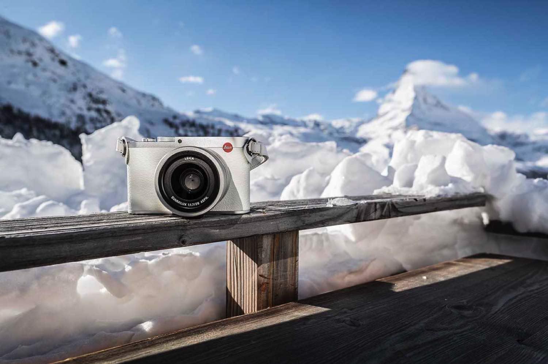 趁冬季奧運出新機? Leica Q Snow by Iouri Podladtchikov 特別版