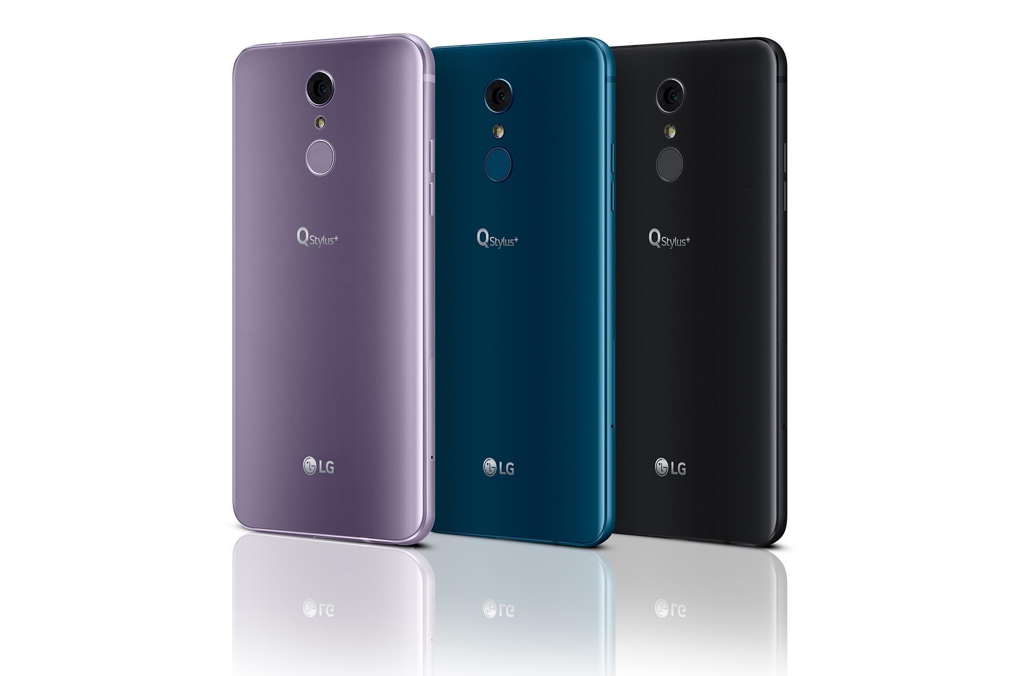 中階機 LG Q STYLUS+ 到港  18:9 FHD+ / DTS:X 音效賣 HK$3,198