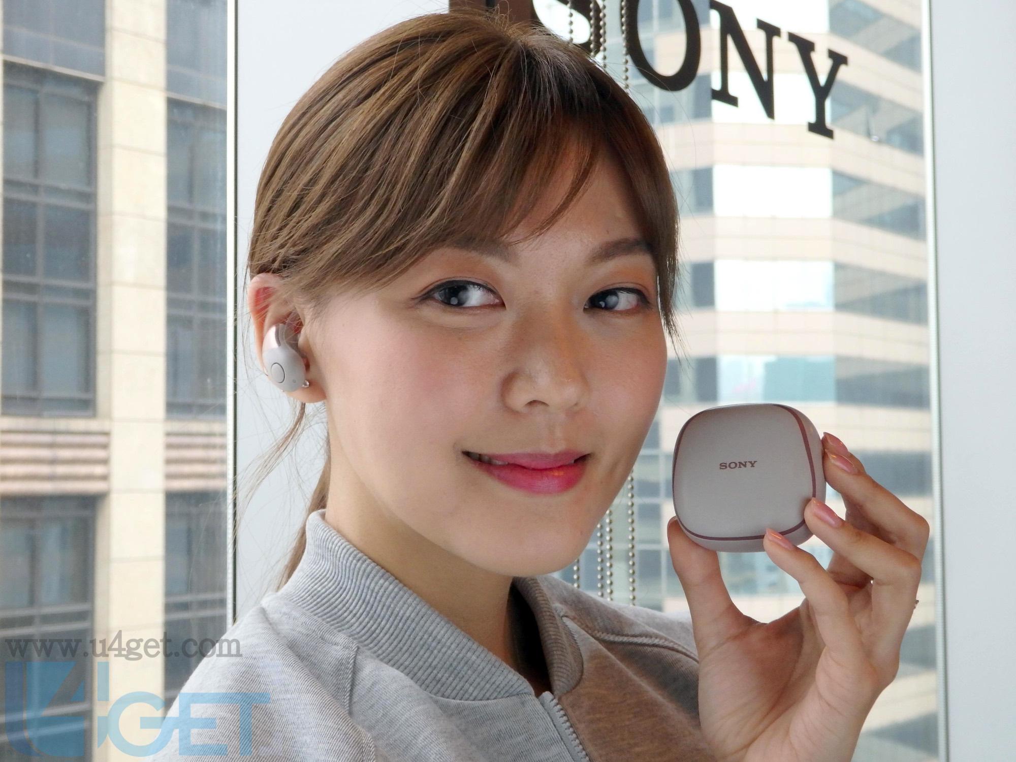 Sony 運動耳機三連發 豆形真無線降噪耳機 WF-SP700N 登場