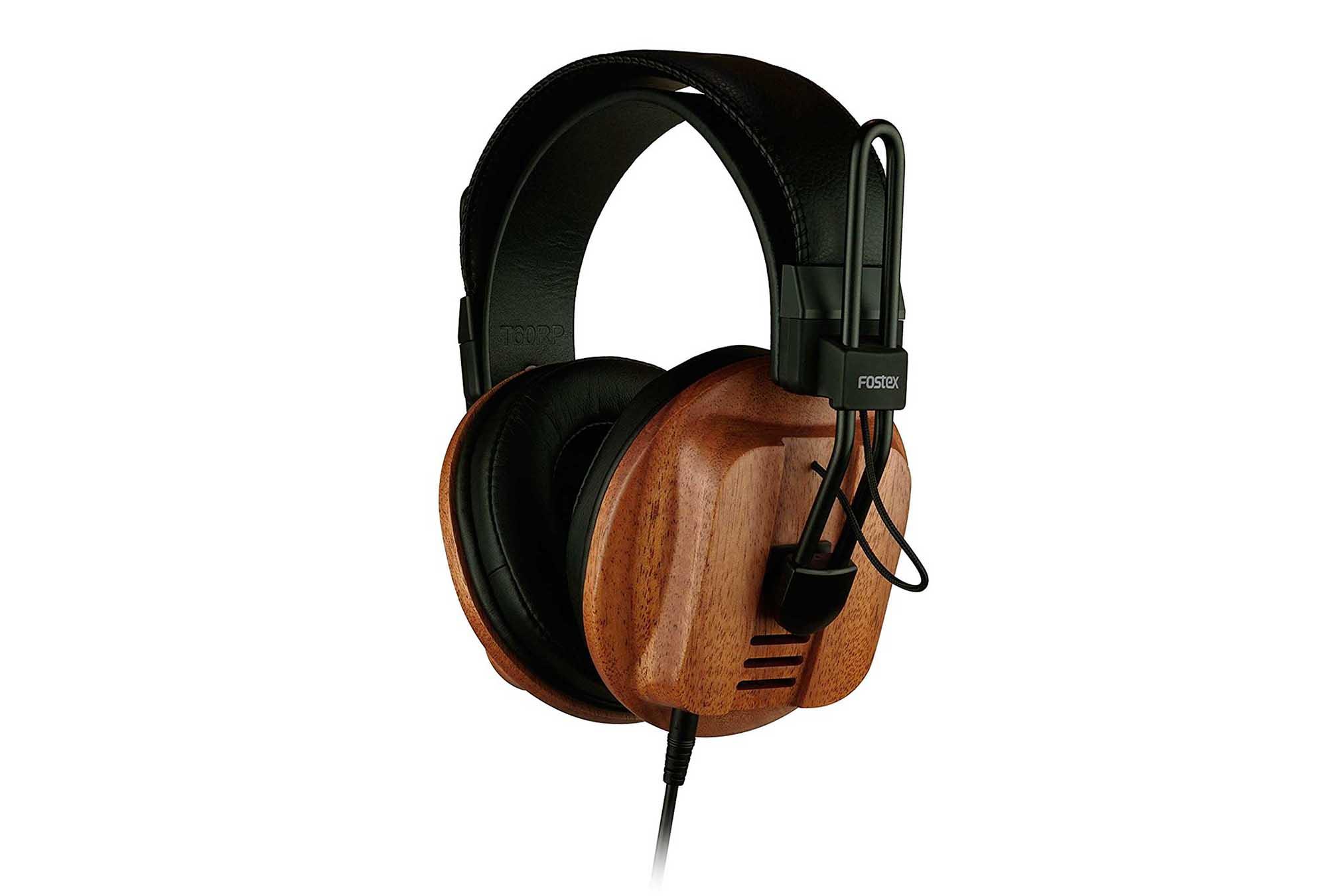 當監聽遇上木藝  Fostex T60RP 以原相技術打造的自然聲音