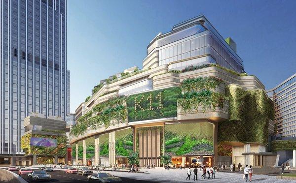 美國媒體譽為「 香港版 Hudson Yards 」 K11 宣佈全新國際旗艦店「 K11 MUSEA 」