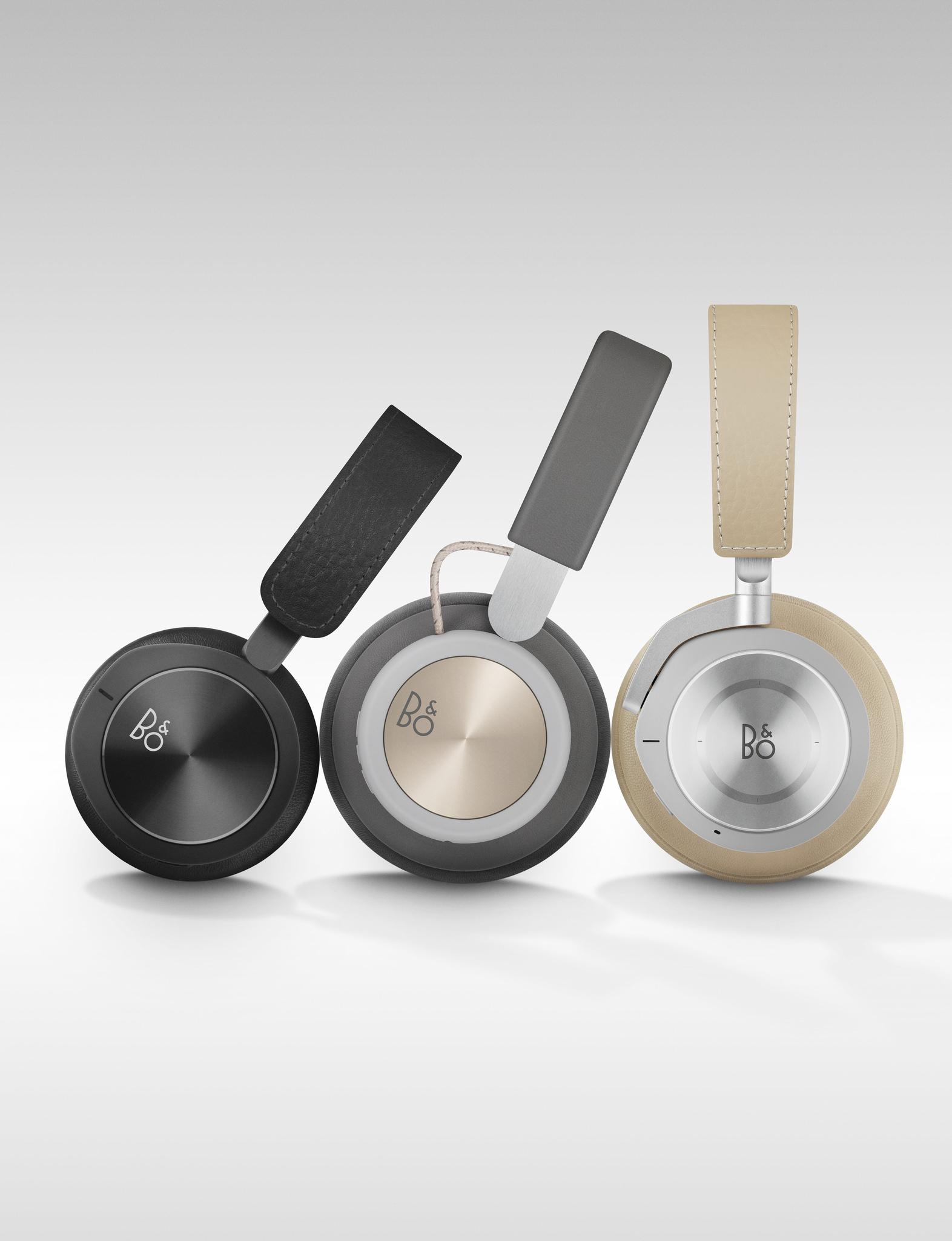 Bang & Olufsen 旗艦級頭戴式無線耳機 H8i / H9i 現身
