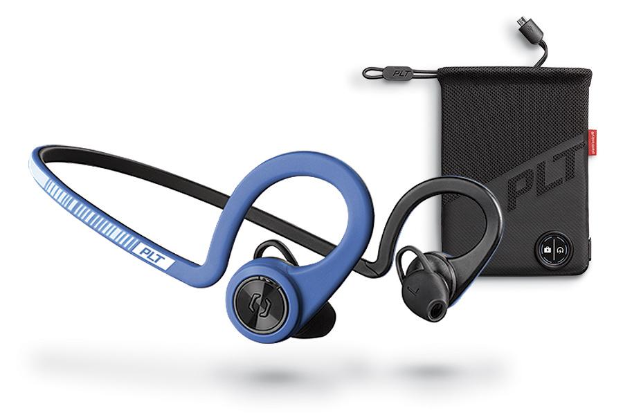 Plantronics BackBeat FIT Boost Edition 藍牙運動耳機 全新實用配件 + 尊貴優越會籍