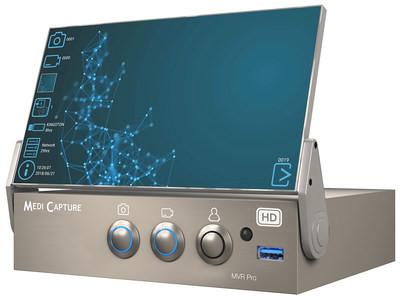 MediCapture 推出功能強大的 MVR Pro HD 醫用錄影機