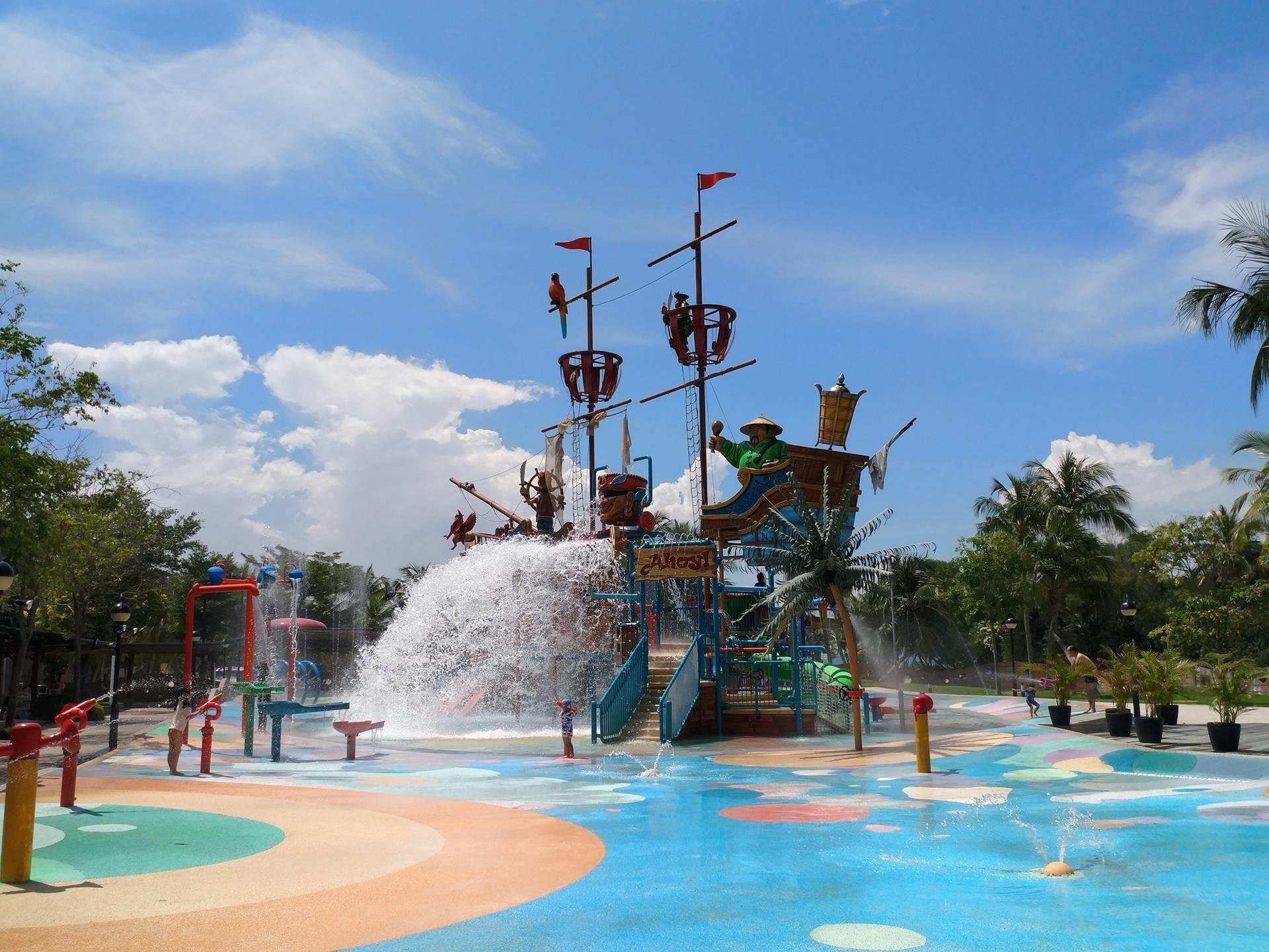 新加坡旅遊局暑假推介 親子景點水上樂園特色公園免費任玩