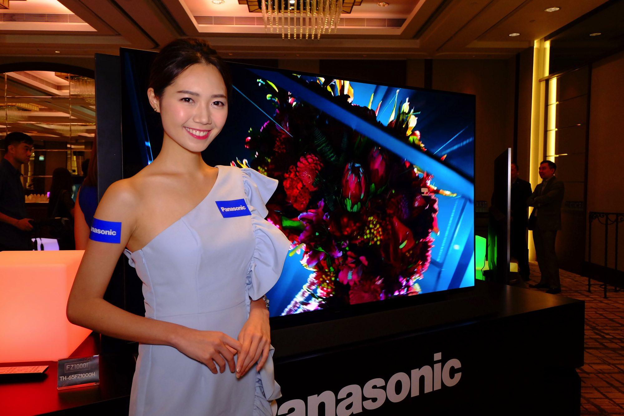 Panasonic 電視 2018 新系列轉玩薄機身  OLED 兼 3+3 原色提升畫質