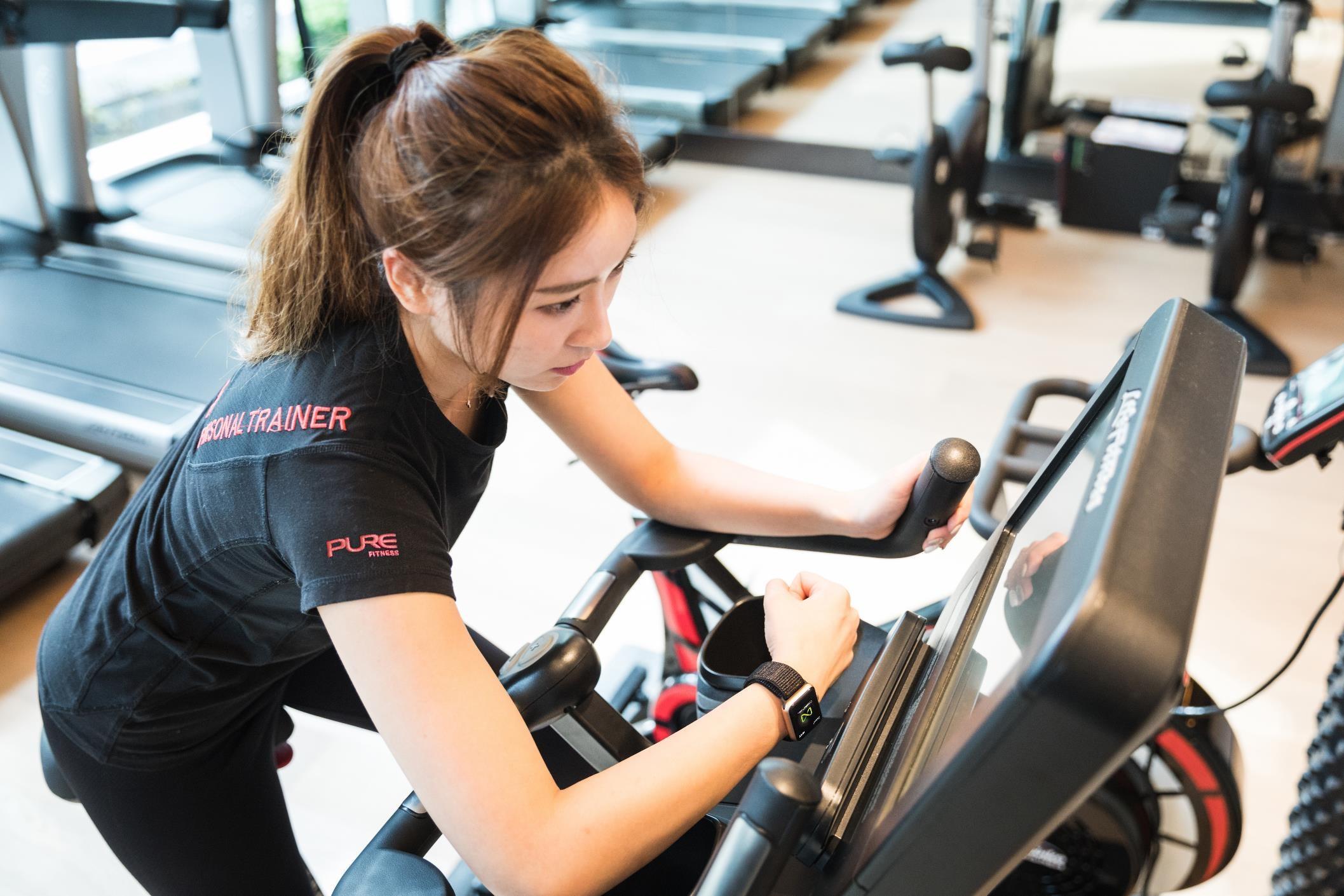 Pure Fitness 引入 Apple GymKit   Apple Watch 一拍即可同步運動數據