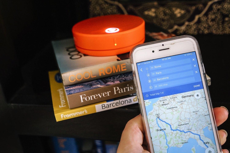 Skyroam 全球 Wi-Fi 漫遊蛋 加送 5 天亞洲 Day Passes