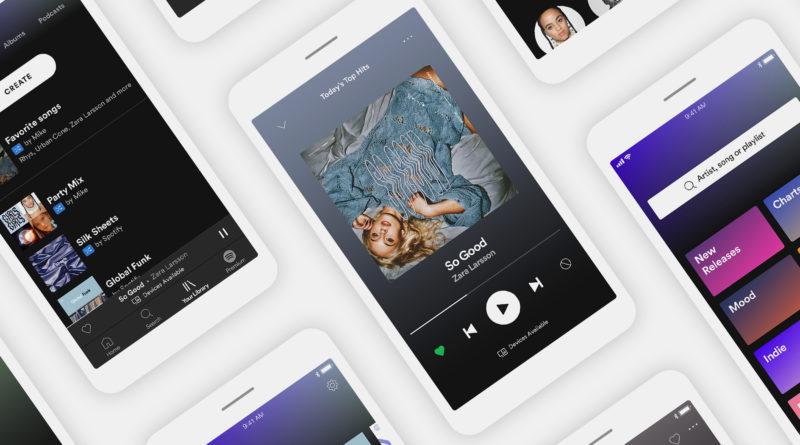 全新個人化音樂體驗  在升級版 Spotify 免費收聽最愛歌曲