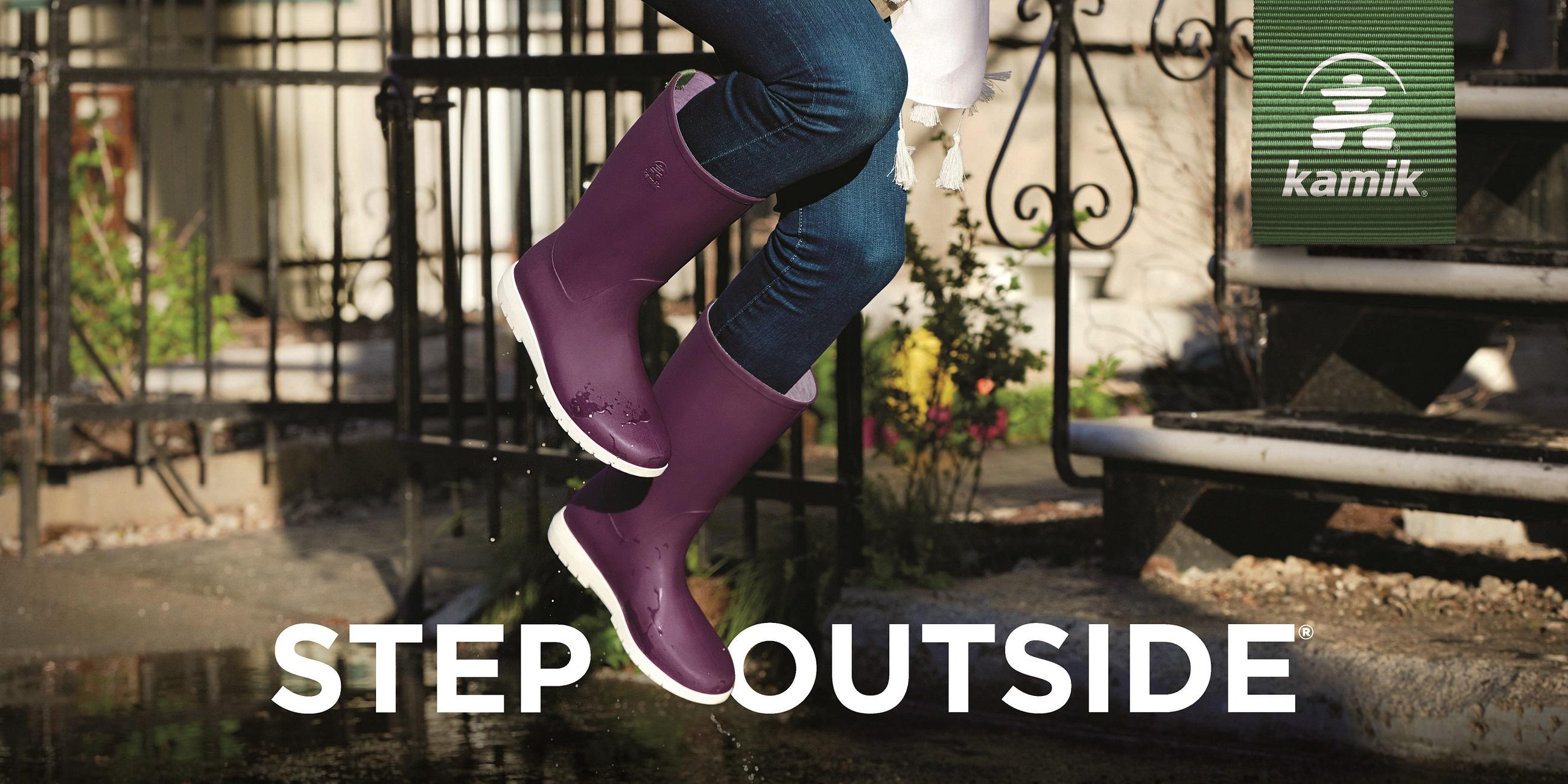 夏日雨季到   又是時候揀對靚鞋去街!