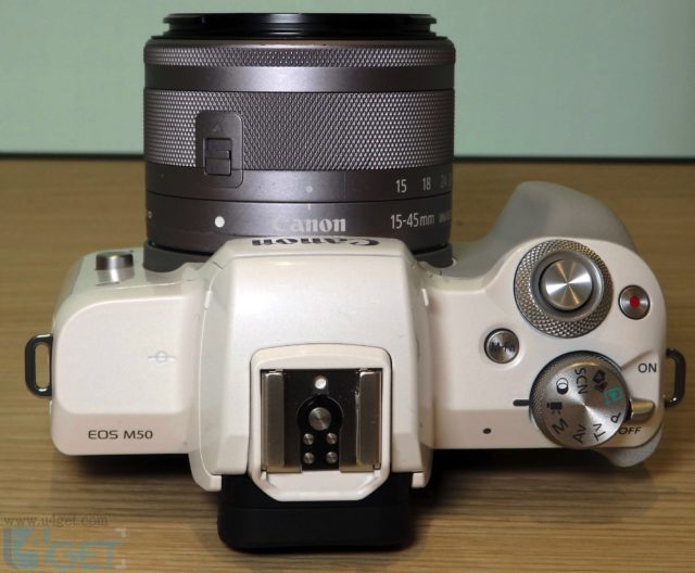 canon eos M50 6