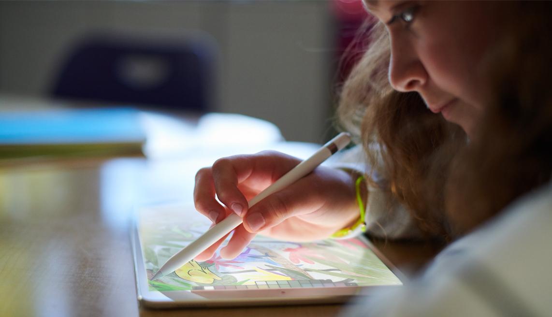 全新 9.7 吋 iPad 香港同步開售 支援 Apple Pencil 用得更盡興
