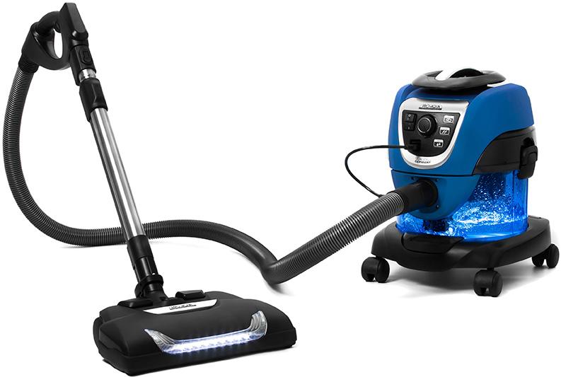 一機吸塵蟎又可淨化空氣  保雅家 Pro-Aqua 多功能清潔系統