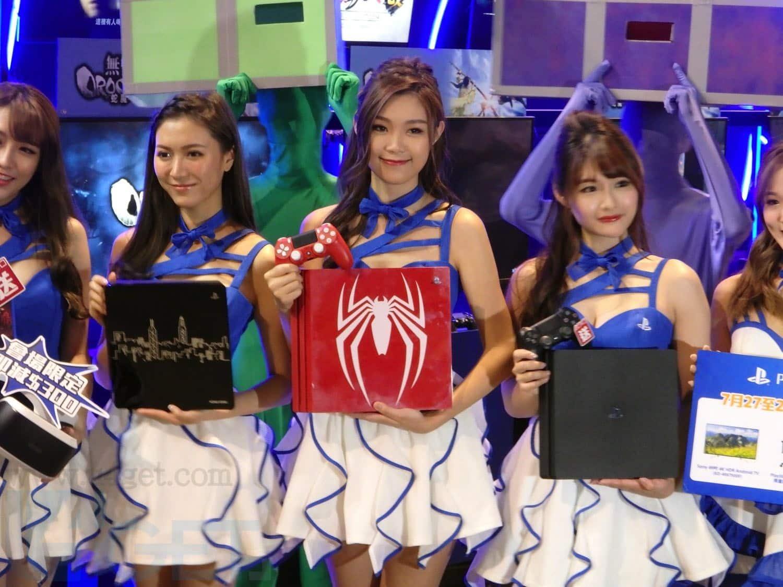 【 動漫節 2018 】 PlayStation 買機優惠又加碼   首三日頭三名送 4K 電視