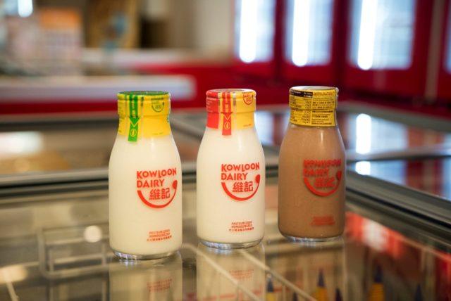 全港首間「 維記牛奶Pop Up Store 」