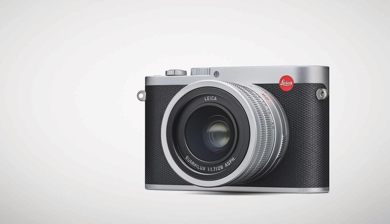 最強全片幅傻瓜機  男人夢想機 Leica Q 銀色版登場