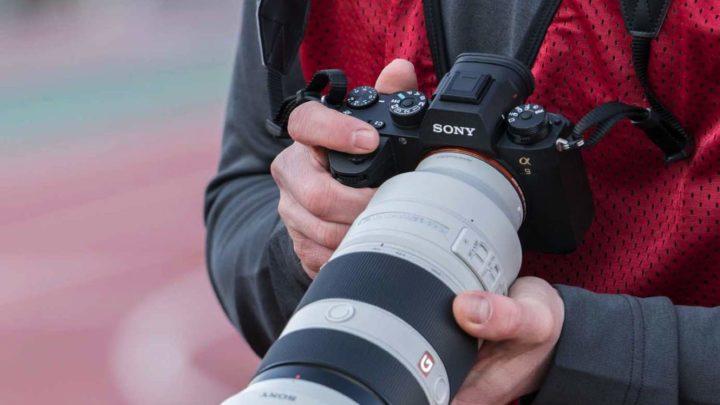 Sony α9 強化對焦專供專業攝影師  4K 拍片能力更強