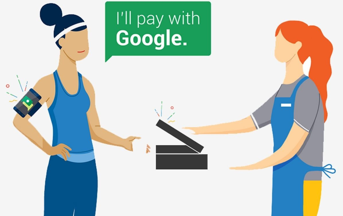 Hands Free 胎死腹中  Android Pay 改投人面識別付款無得做?