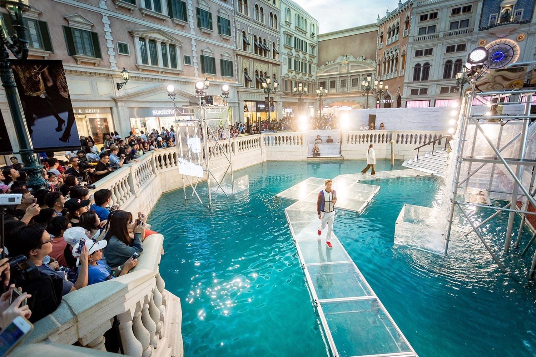 澳門金沙度假區將於2018年10月18至24日舉行第二屆 金沙澳門時裝週