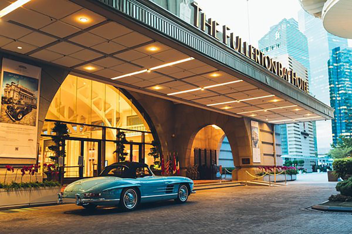 首屆 Fullerton Concours d'Elegance 經典名車展圓滿完成