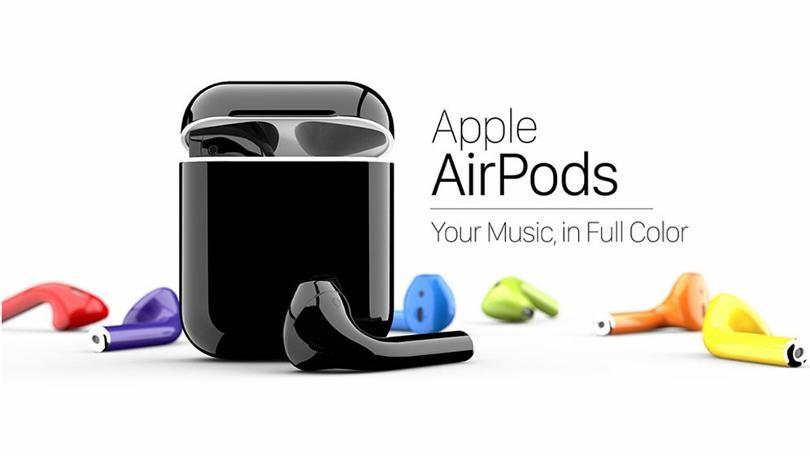 Apple AirPods 出新色? 原來自訂顏色至真