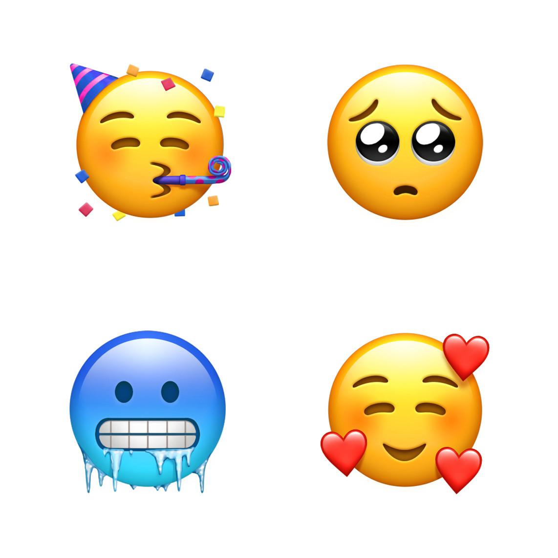 Apple 慶祝世界表情符號日   70 款全新 Emoji 今年登場