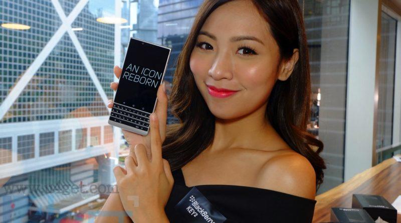內置鍵盤你仲 buy 唔 buy ?   BlackBerry KEY2 現身賣 HK$5,688