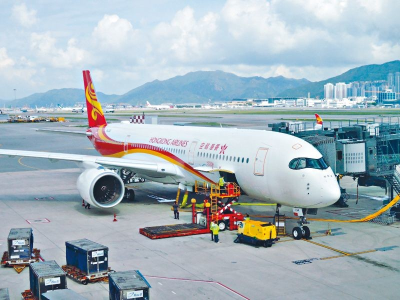 香港航空蟬聯 Skytrax 四星航空公司嘉許 晉身全球排名 20 强