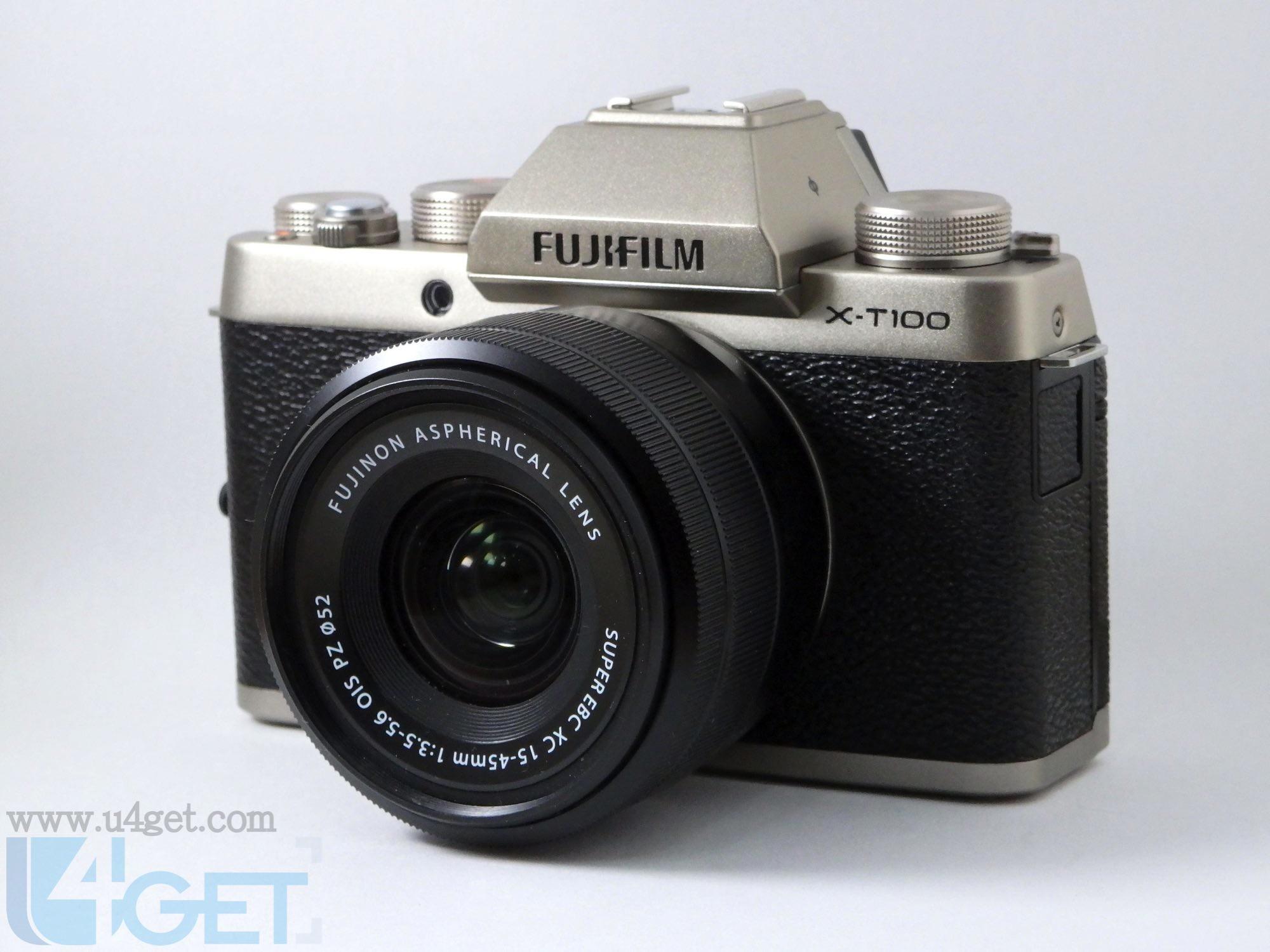 玩相機不如玩靚相  Fujifilm X-T100 中階無反上手實測