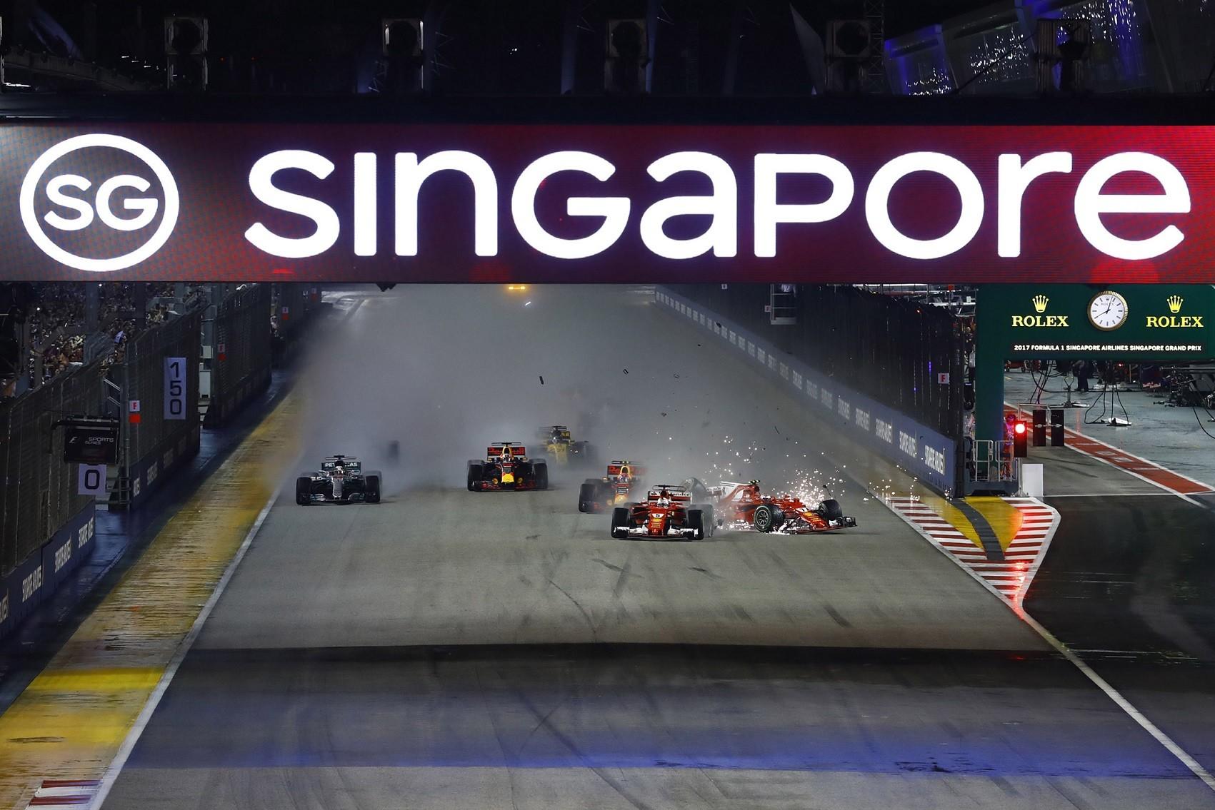 香港體驗 F1 賽車?  激玩賽車模擬器 HK$4,199 飛埋去新加坡