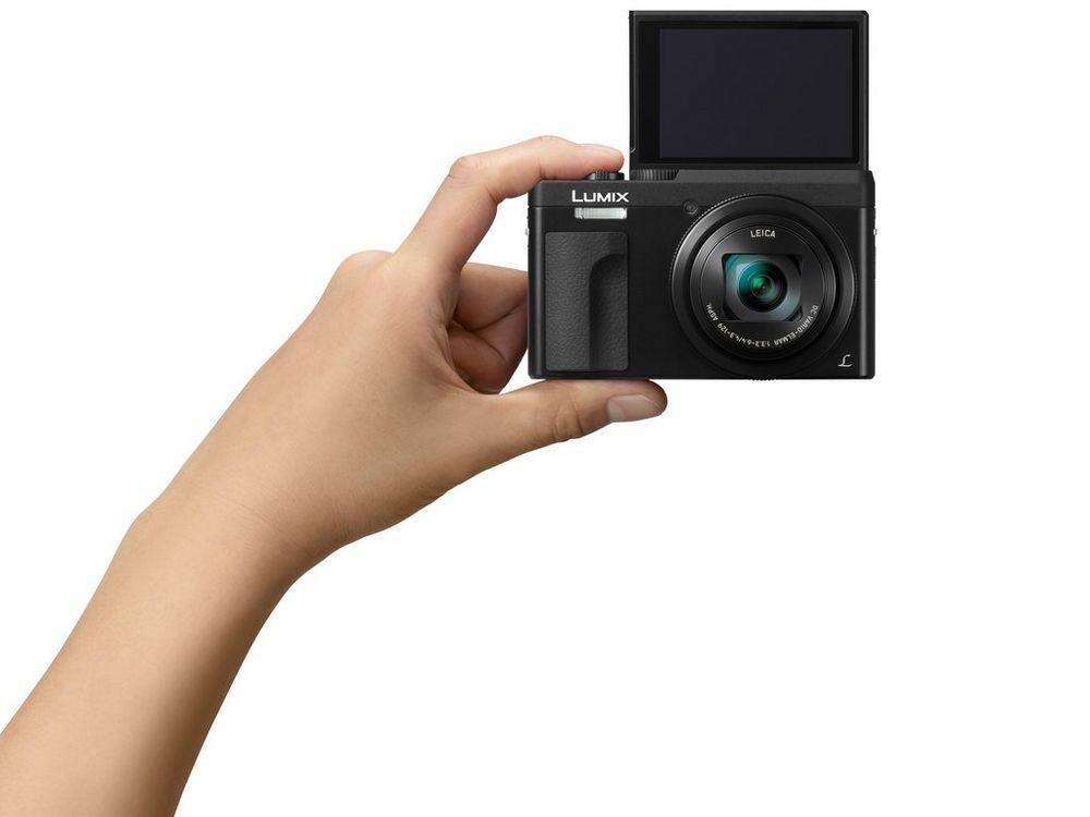 Panasonic LUMIX ZS ZS70 天涯機開售  反芒 30 倍變焦兼具 4K 拍片