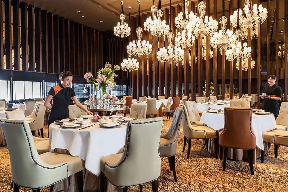 四川飯店連續三年成為新加坡米其林最高評級中餐廳