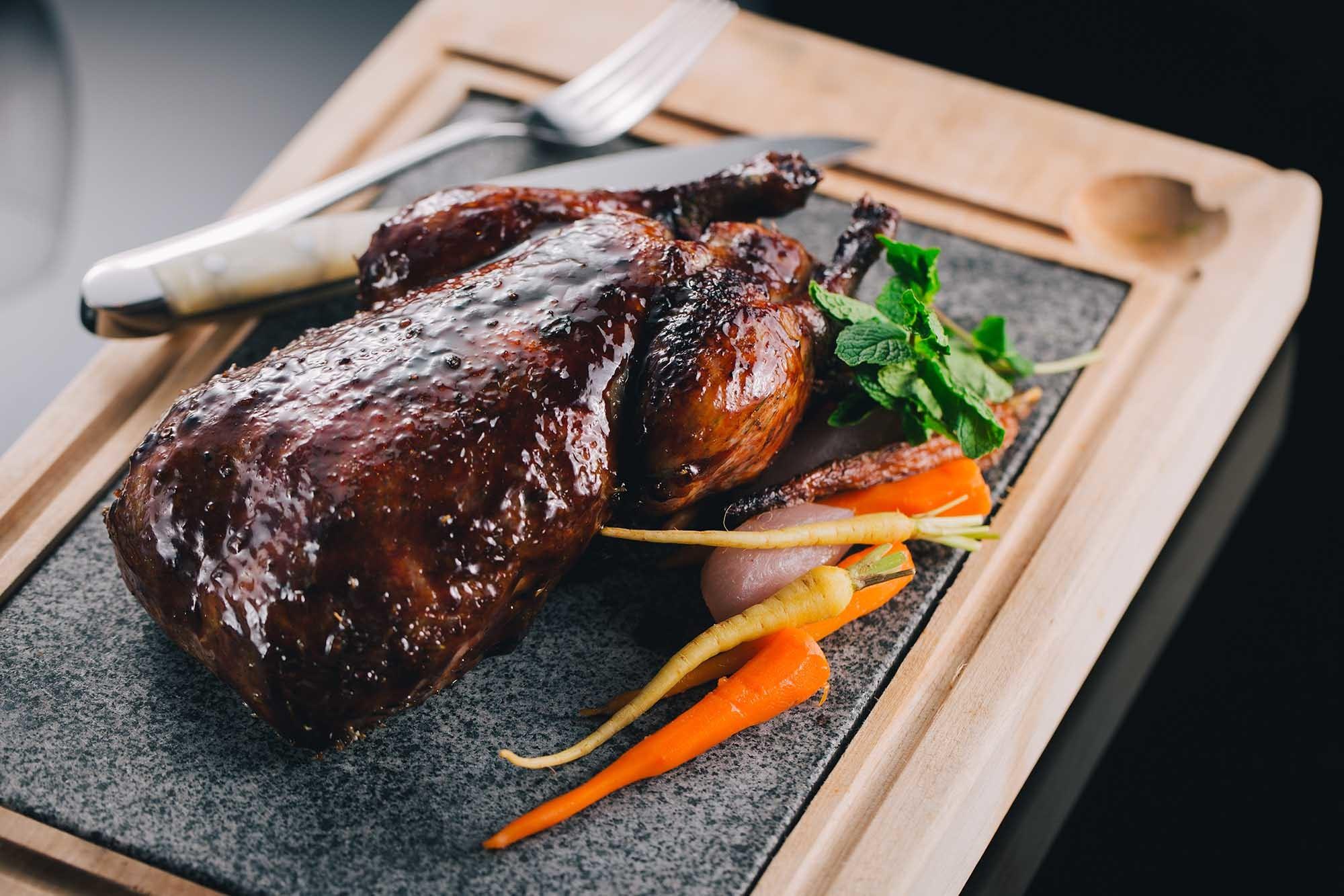 入秋新口味  ON Dining Kitchen & Lounge 呈獻餐桌上的野味