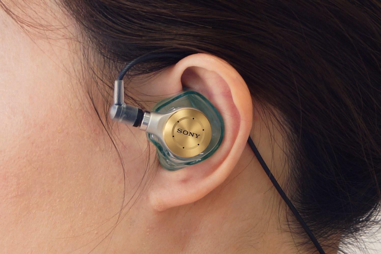 高級流動音響有得做?  Sony 推客製 Just ear 耳機走超高檔數線