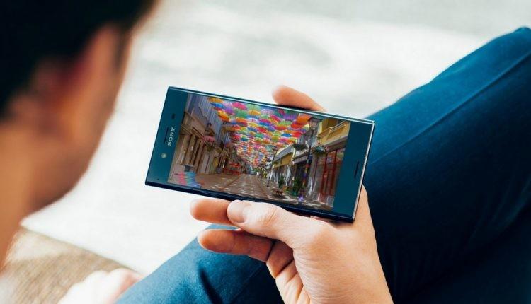 Sony Xperia XZ Premium 再現 4K 芒  拍片強化 960fps@720p