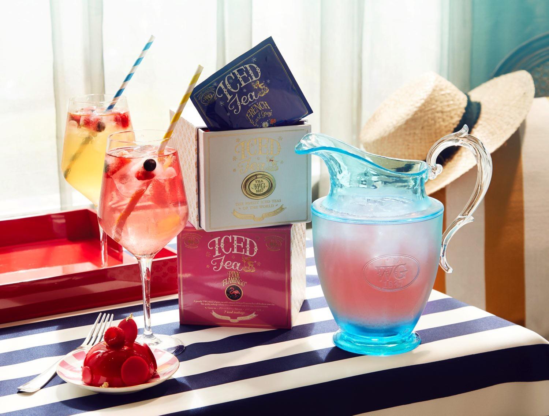 Tea WG 手工冰茶包系列  十五款冰鎮口感任你揀