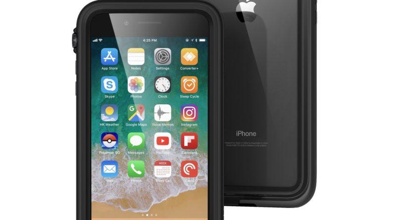 Catalyst 軍規防撞 iPhone X 保護殼  Apple Watch Series 3 都有份防水防撞都得