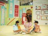 太古城中心《小書蟲.大世界》 4 大遊戲引起小朋友閱讀興趣