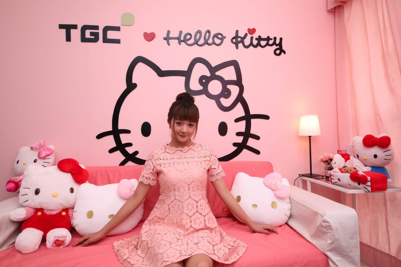 Hello Kitty 襲廚房!   TGC ❤ Hello Kitty 系列自製萌爆部屋