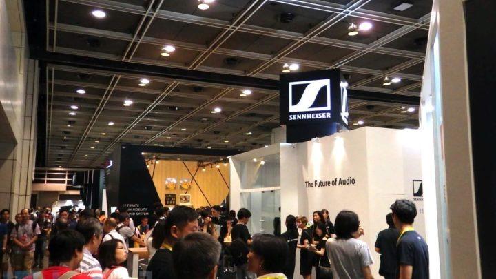 【 高級視聽展 2018 】 Sennheiser HD 820 香港首曝光  順便試埋 HE 1 高階放大器