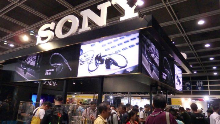 【 高級視聽展 2018 】 Sony 高級耳機空群而出  IER-Z1R 耳機 / DMP-Z1 音樂播放器現身