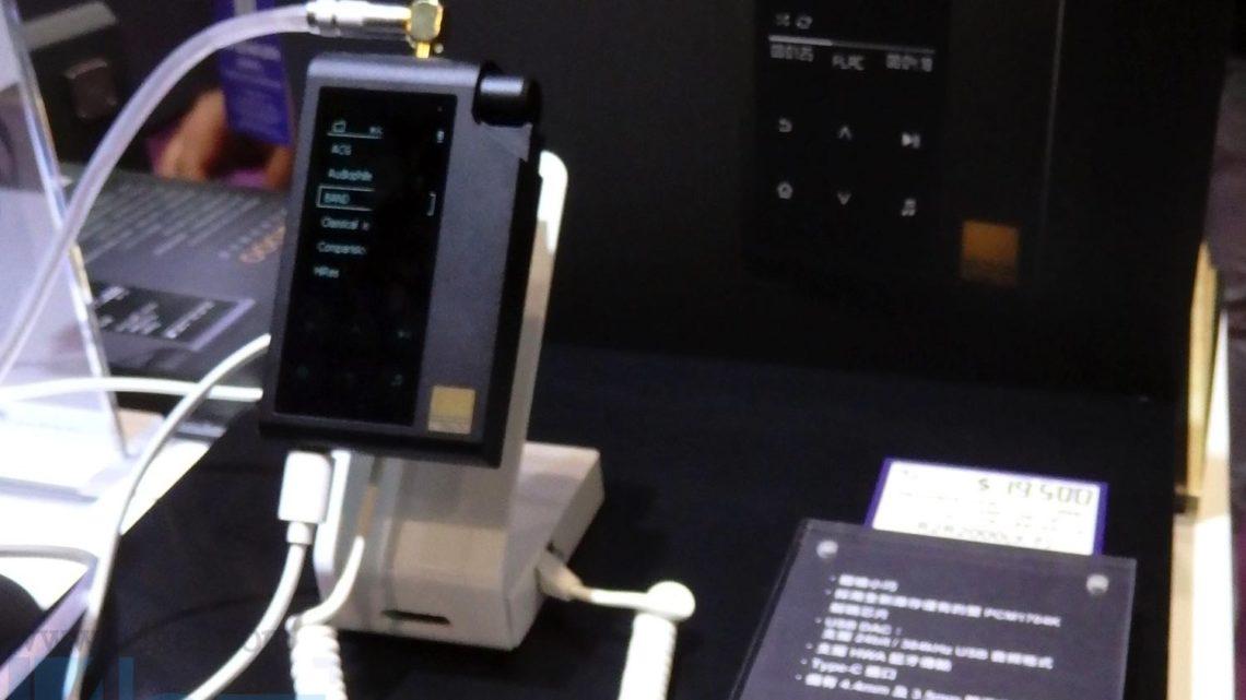 【 高級視聽展 2018 】  HIFIMAN R2R2000 現場試聽   VE 8 動鐵訂製耳機現身