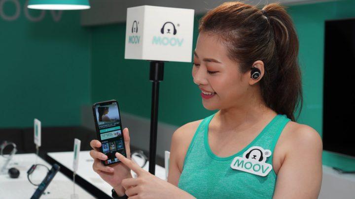 Apple Watch Series 3 用家有福  MOOV「跑動音樂」手錶串流聽歌